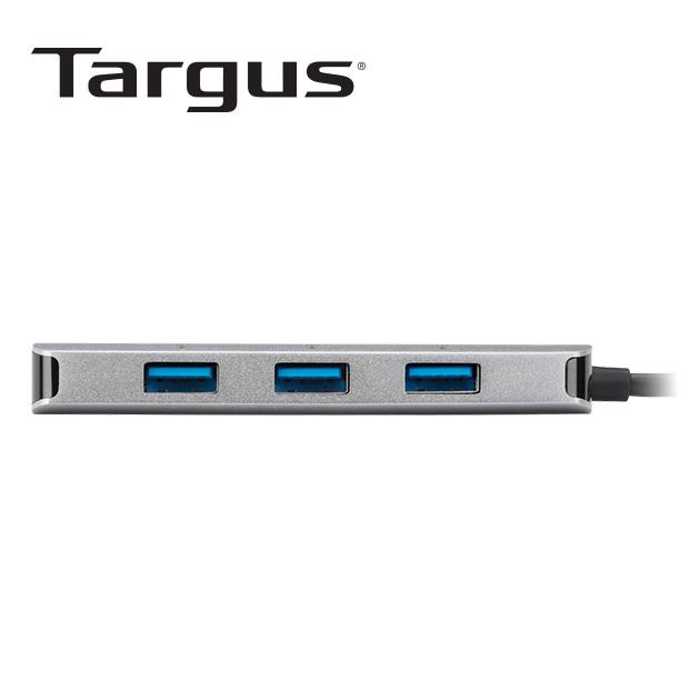 泰格斯 ACA959AP USB-C 網路端口 HUB<BR>多功能轉換器 5