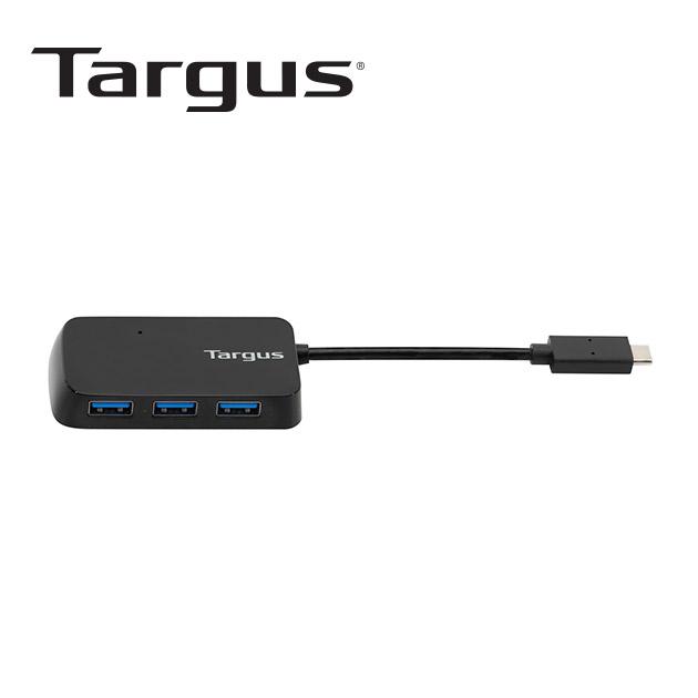 泰格斯 ACH224 USB-C 4-Port HUB 3