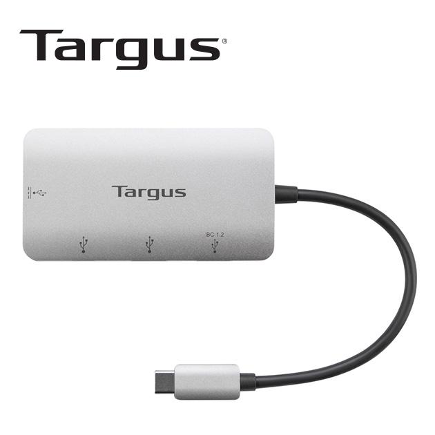 泰格斯 ACH228 USB-C 多端口 100W HUB<BR>集線器 4
