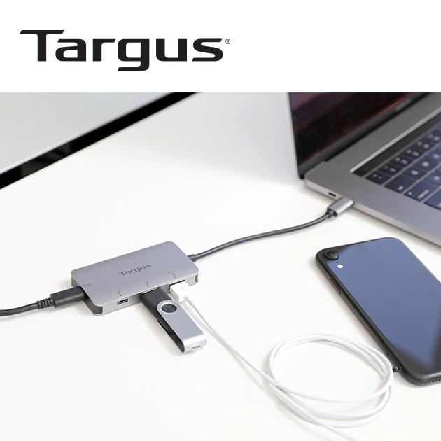 泰格斯 ACH228 USB-C 多端口 100W HUB<BR>集線器 5