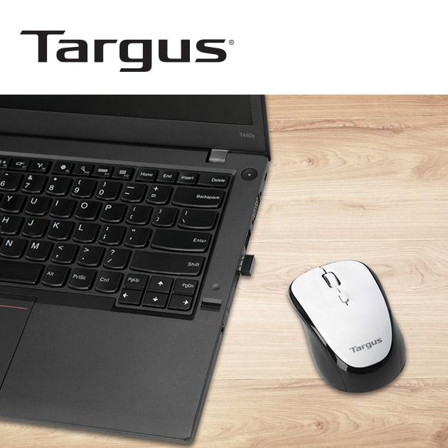泰格斯 AMW620 無線四鍵藍光滑鼠 2