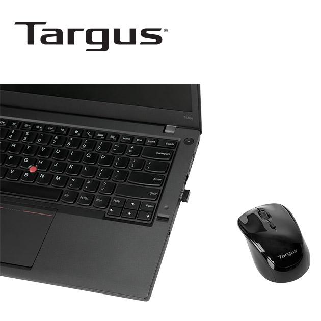 泰格斯 AMW620 無線四鍵藍光滑鼠 3