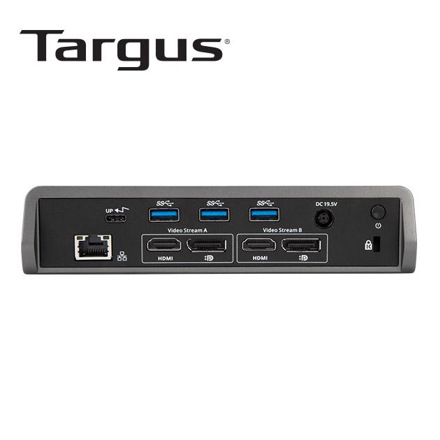 泰格斯 DOCK180 USB-CDV4K 120W 多功能擴充埠 (企業包裝) 3