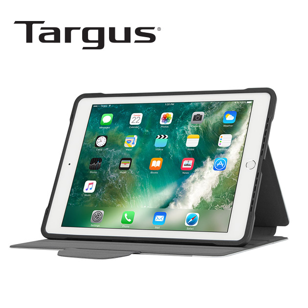 Targus THZ736 NewClick-in<BR>iPad 9.7吋 平板殼 5