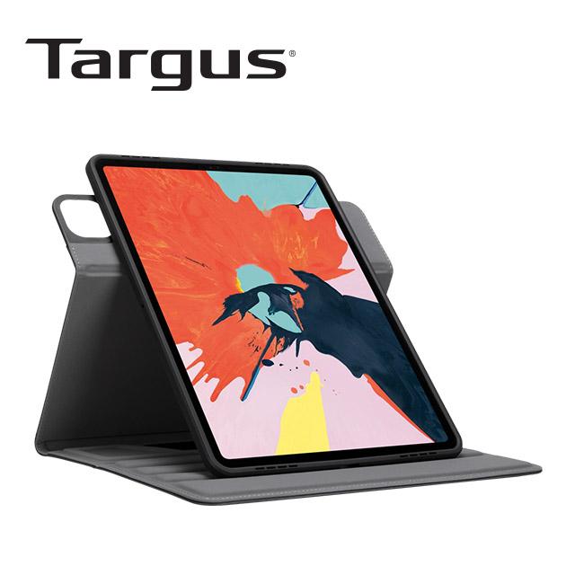 Targus THZ749 VersaVu<BR>iPadPro 12.9吋 平板殼-黑(2020版) 4