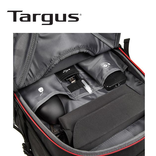 泰格斯 TSB900 Strike<br>17.3吋電競後背包 4