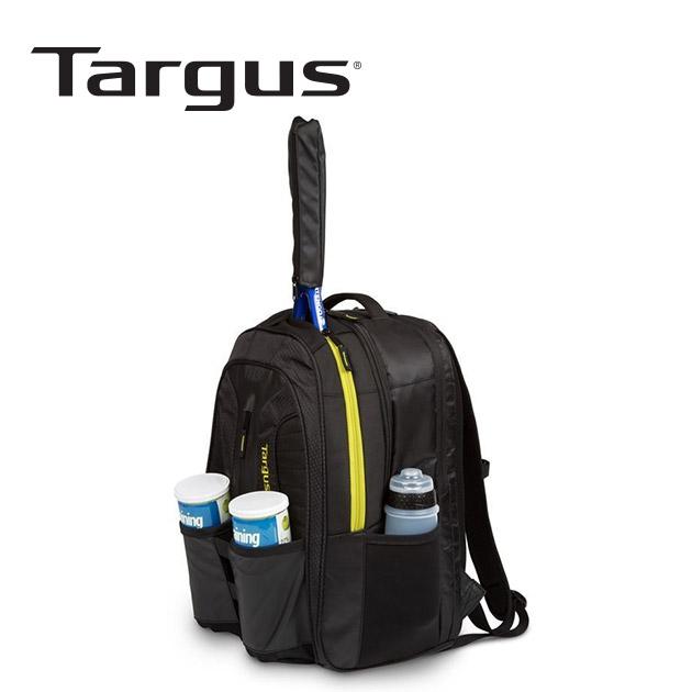 泰格斯 TSB943 Work+Play<br>15.6吋網球拍電腦運動後背包 3
