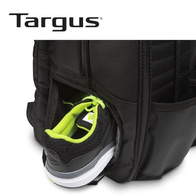 泰格斯 TSB943 Work+Play<br>15.6吋網球拍電腦運動後背包 4