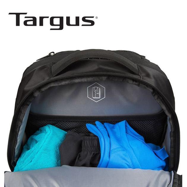泰格斯 TSB943 Work+Play<br>15.6吋網球拍電腦運動後背包 5